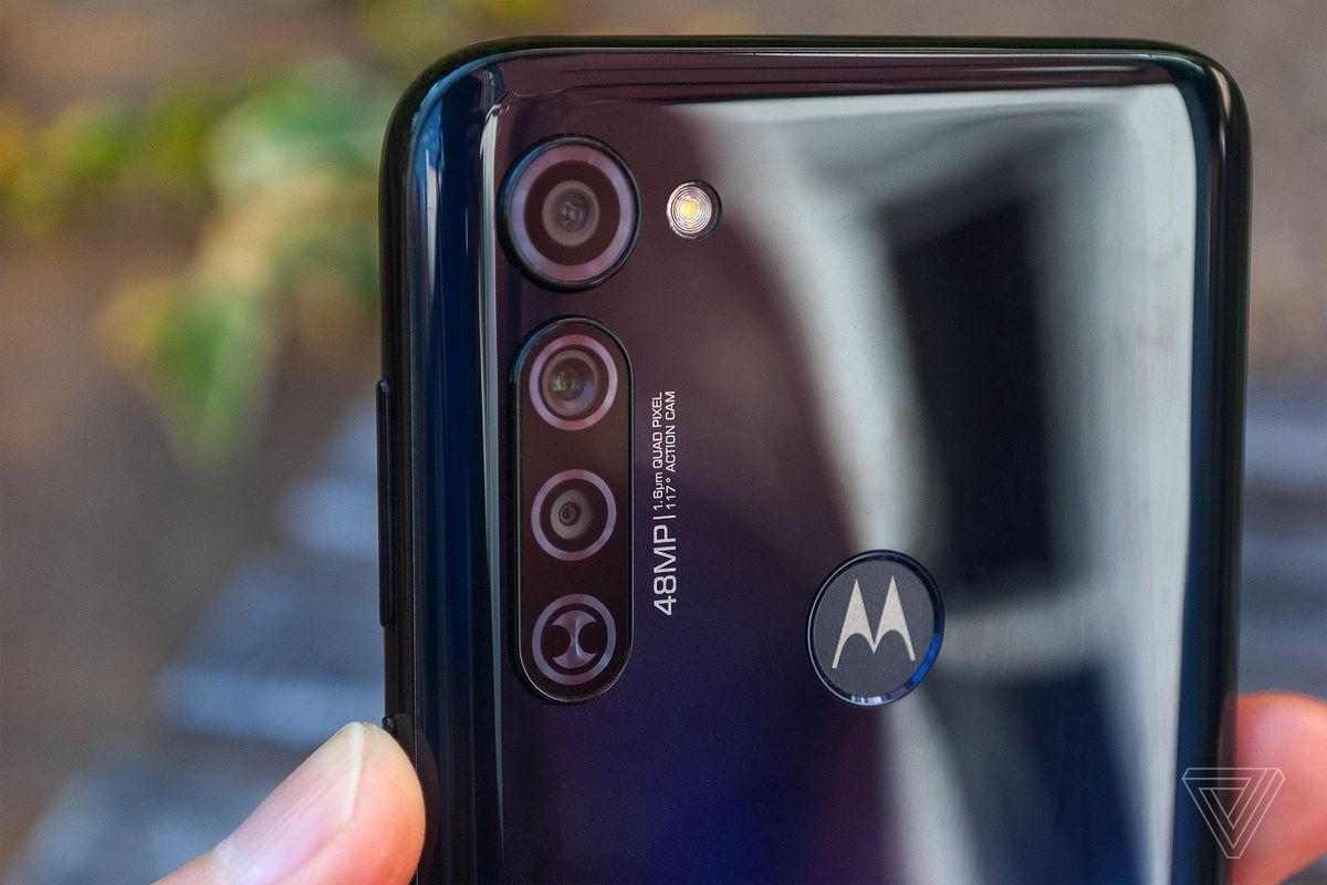 As novas Moto G Stylus e G Power são câmeras de vídeo surpreendentemente adeptas 10