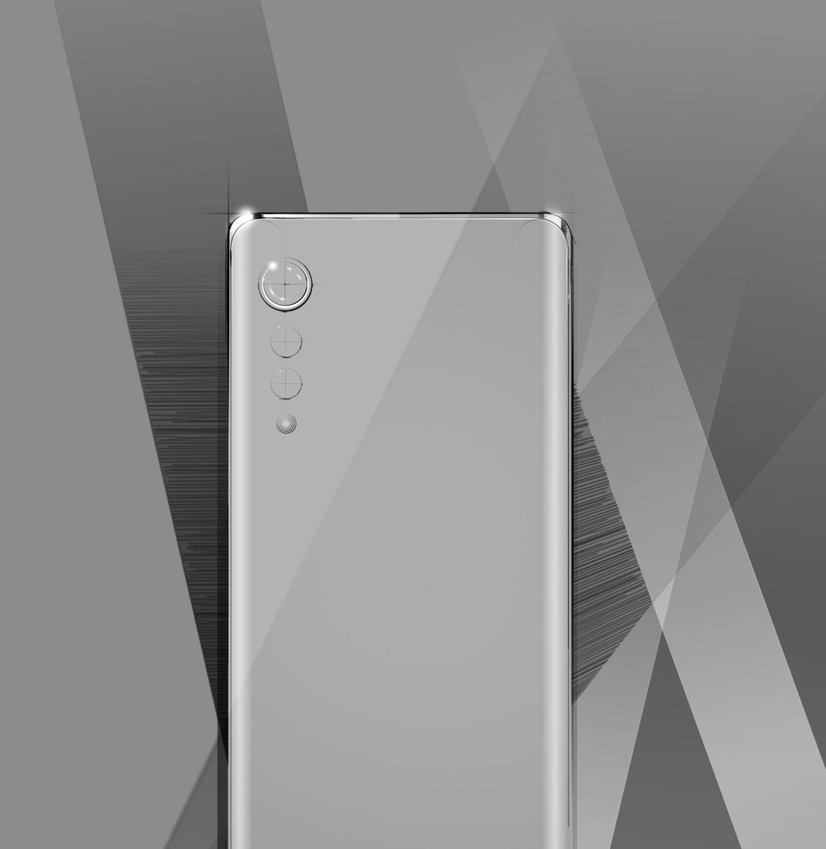 LG revela nova linguagem de design para o próximo telefone 2