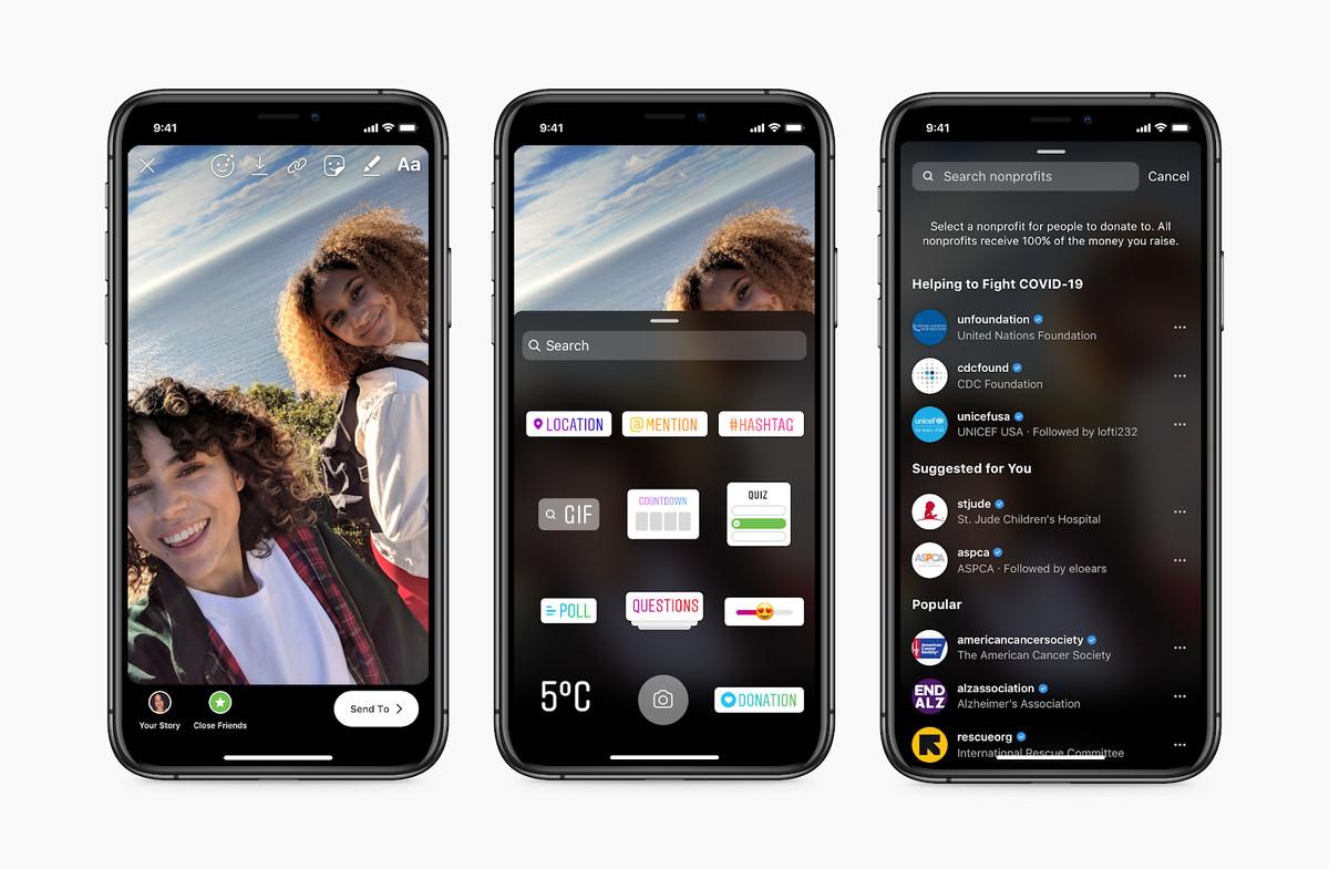 Instagram permitirá que você navegue em postagens com amigos por bate-papo por vídeo para promover o distanciamento social 3
