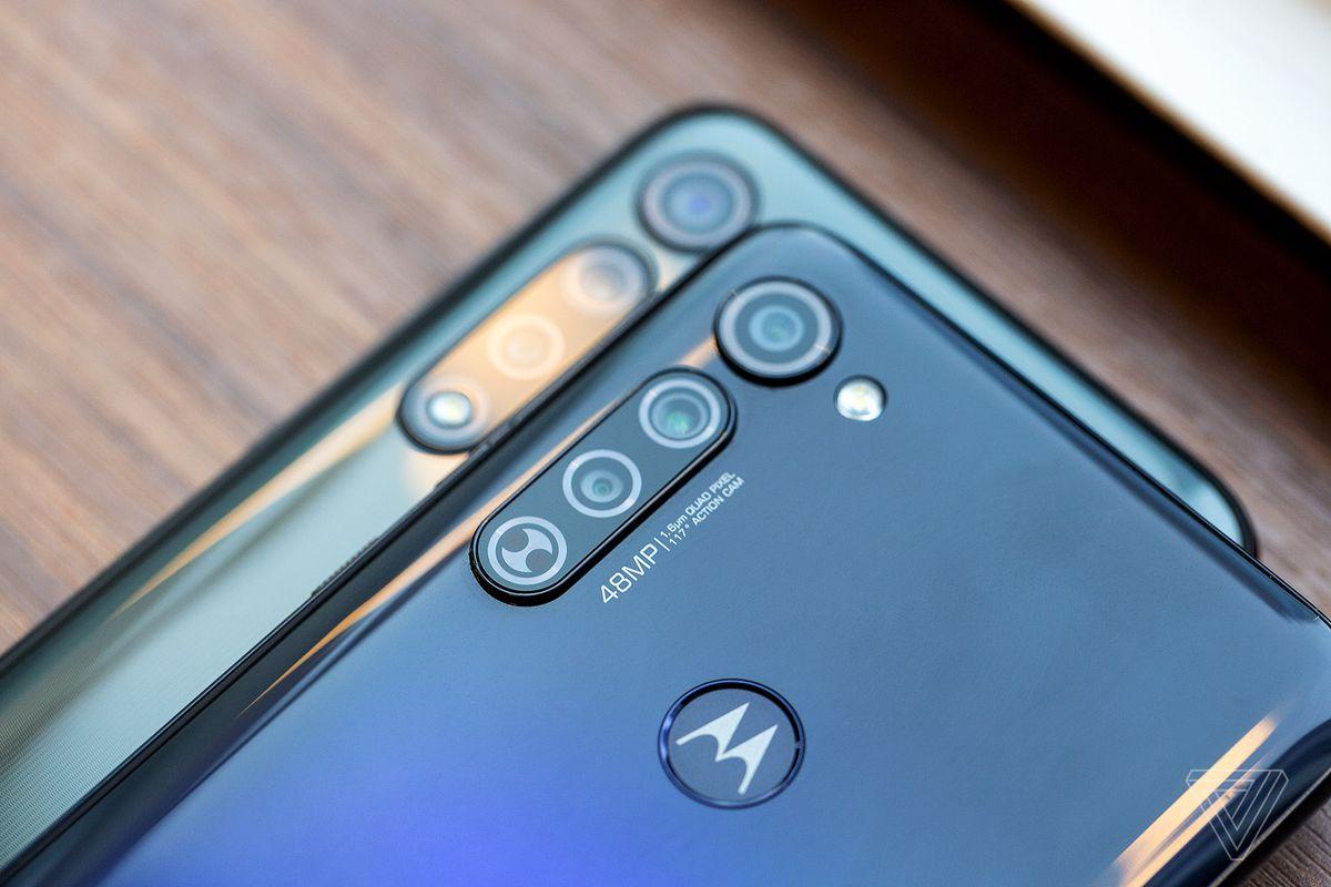 A Moto G Stylus e G Power tornam os melhores telefones econômicos da Motorola ainda melhores 5
