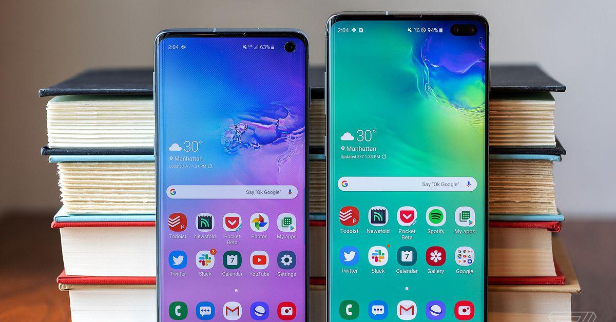 As melhores ofertas de hoje incluem quedas de preço no Samsung Galaxy S10 e Google Pixel 4