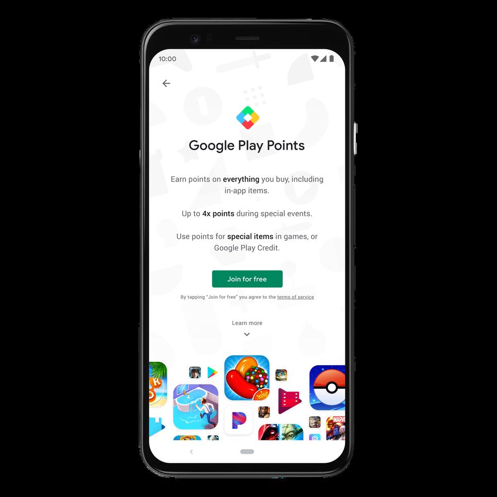 O Google está trazendo seu programa gratuito de recompensas do Google Play para os EUA 2
