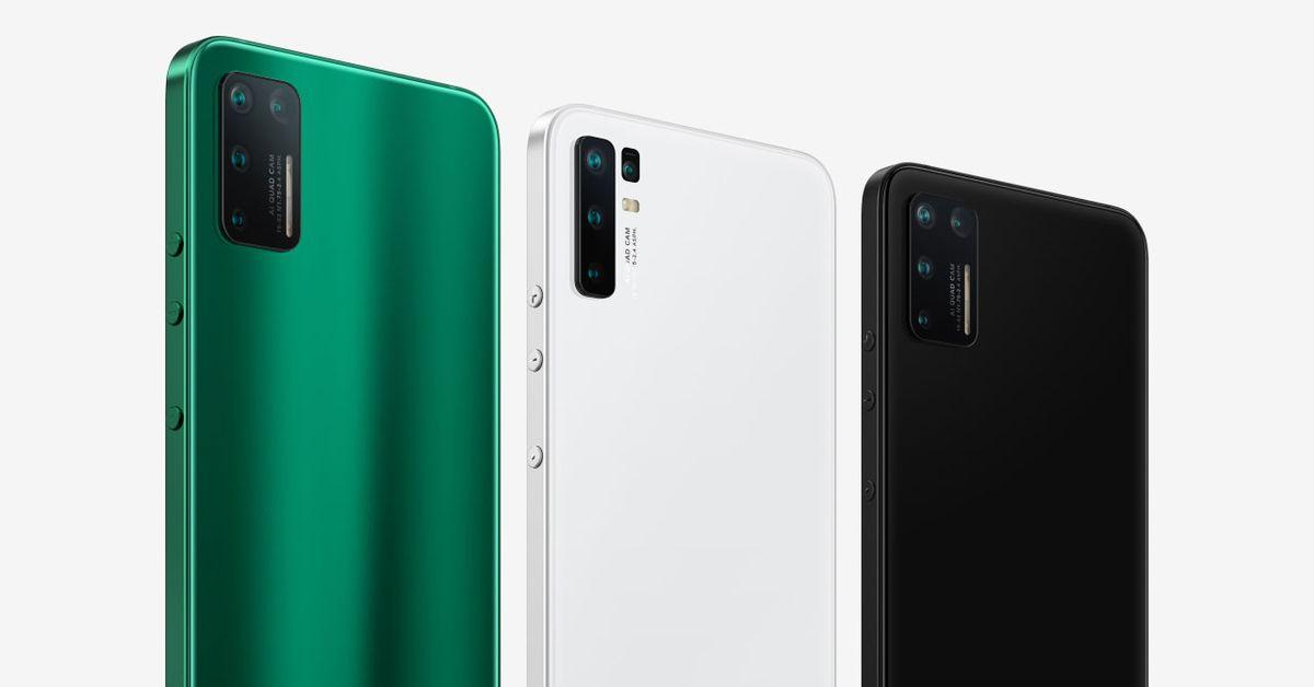 O proprietário do TikTok, ByteDance, lançou um smartphone na China