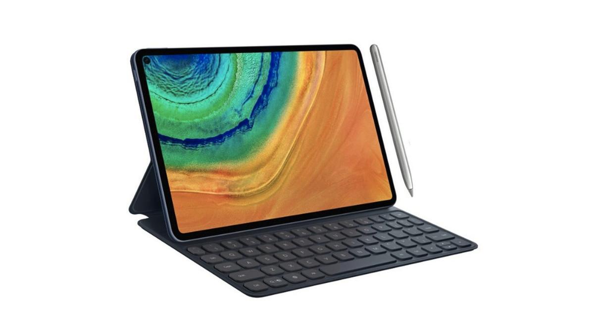 O próximo tablet da Huawei pode parecer um iPad Pro