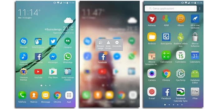 Faça o download dos novos aplicativos Samsung Galaxy Não te 7