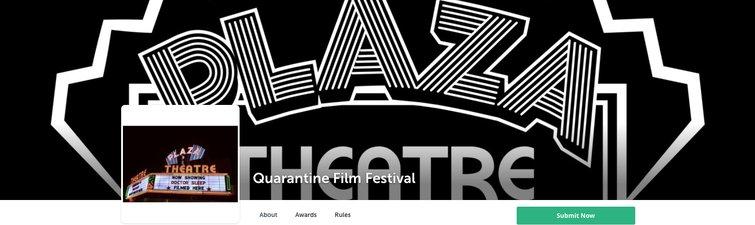 7  Melhores festivais de cinema digital e desafios de filmes on-line - Quarantine Film Festival