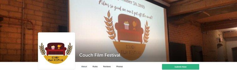 7  Melhores Festivais de Cinema Digital e Desafios de Cinema Online - Couch Film Festival