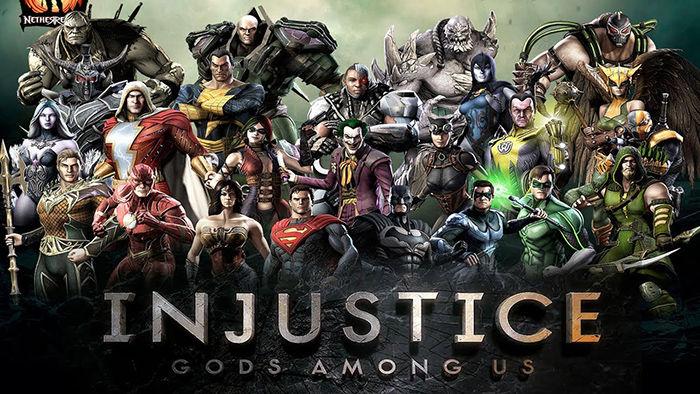 Injustiça Deus Entre Nós