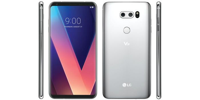 Quanto dura a bateria do LG V30? 3