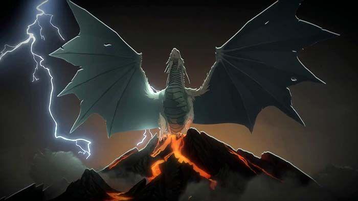 o príncipe dragão netflix estréia 2019