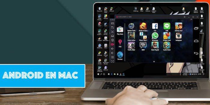 Você está procurando um emulador Android para Mac? Aqui estão os melhores