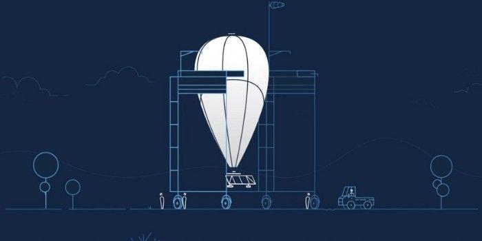 projeto loon chega ao Quênia com o Google