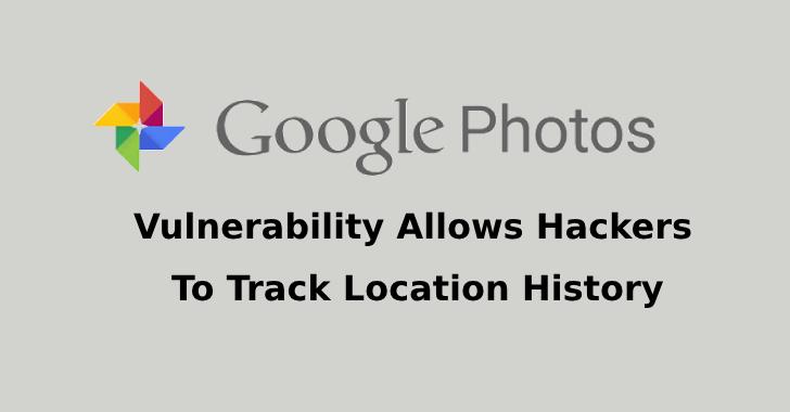 Vulnerabilidade no Google Fotos permite que hackers rastreiem o histórico de localização