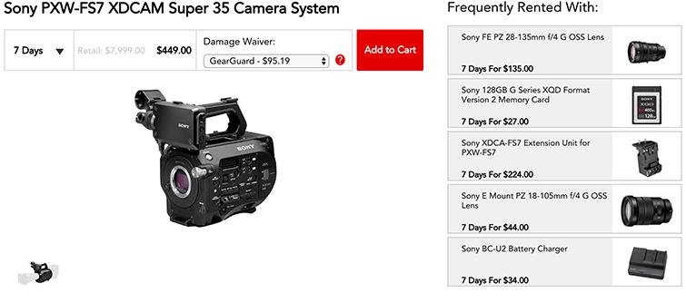 A diferença entre uma câmera de US $ 1 mil e uma US $ 10 mil - Lentes emprestadas