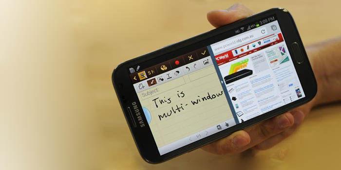 Android multitarefa N