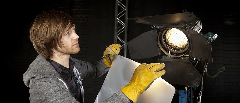 Iluminação High-Key: Exemplo