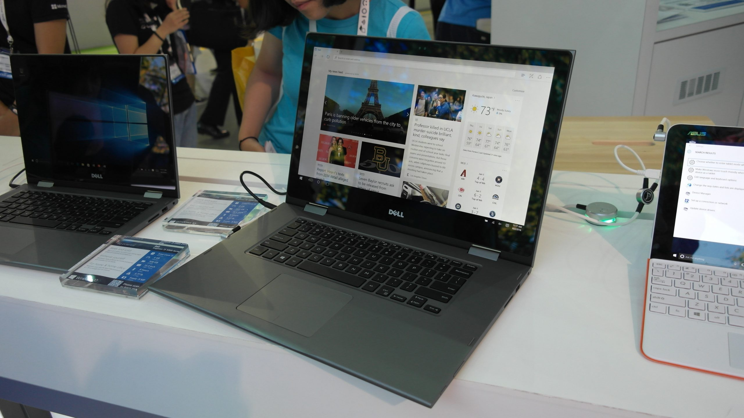 Análise do Dell Inspiron 17 7000 Series – hands-on com os primeiros 17in da Dell 2-no-1 computador portátil