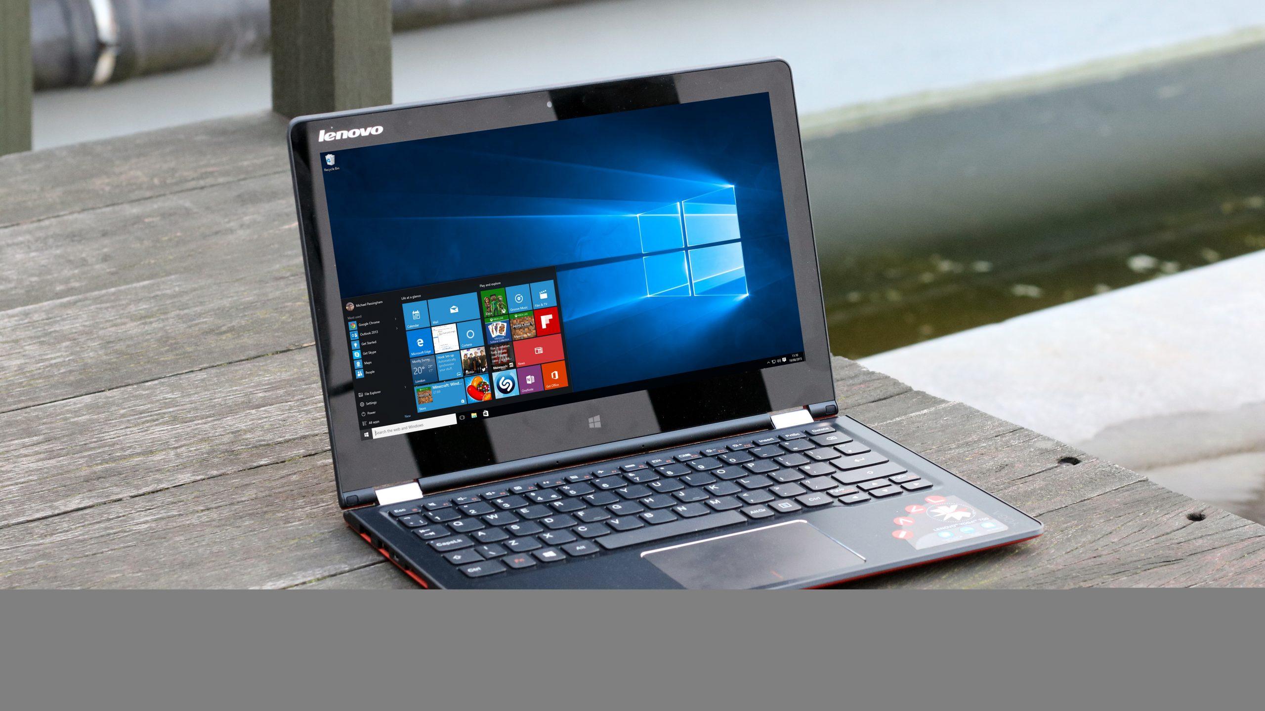 Lenovo Yoga 700 (11.6in) revisão