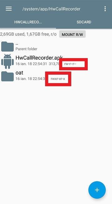 Como habilitar a gravação de chamadas na EMUI 8 Huawei e honra 2
