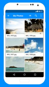 Os melhores aplicativos de nuvem gratuitos para fotos e vídeos para usar no Android 8