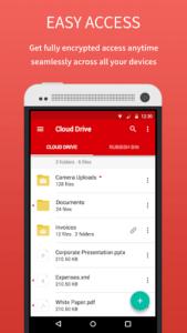 Os melhores aplicativos de nuvem gratuitos para fotos e vídeos para usar no Android 18