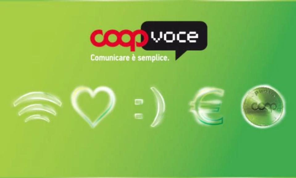 CoopVoce ainda surpreende: ChiamaTutti Top 10 e Easy por alguns euros