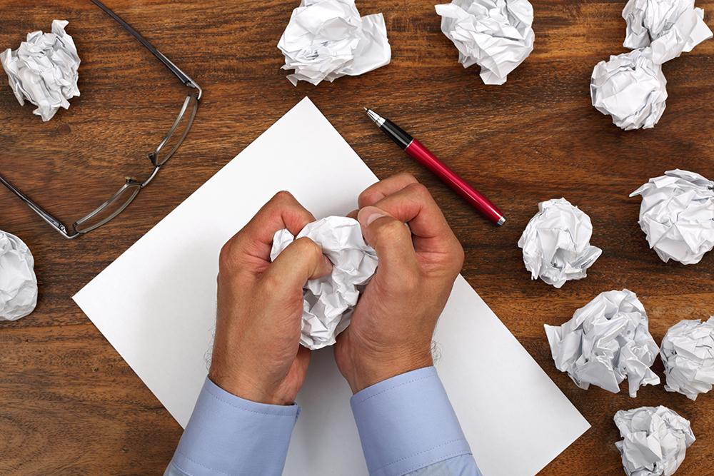 3 Maneiras fáceis de se livrar do bloco de escritores