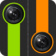 Instasplit: clonar e dividir câmera