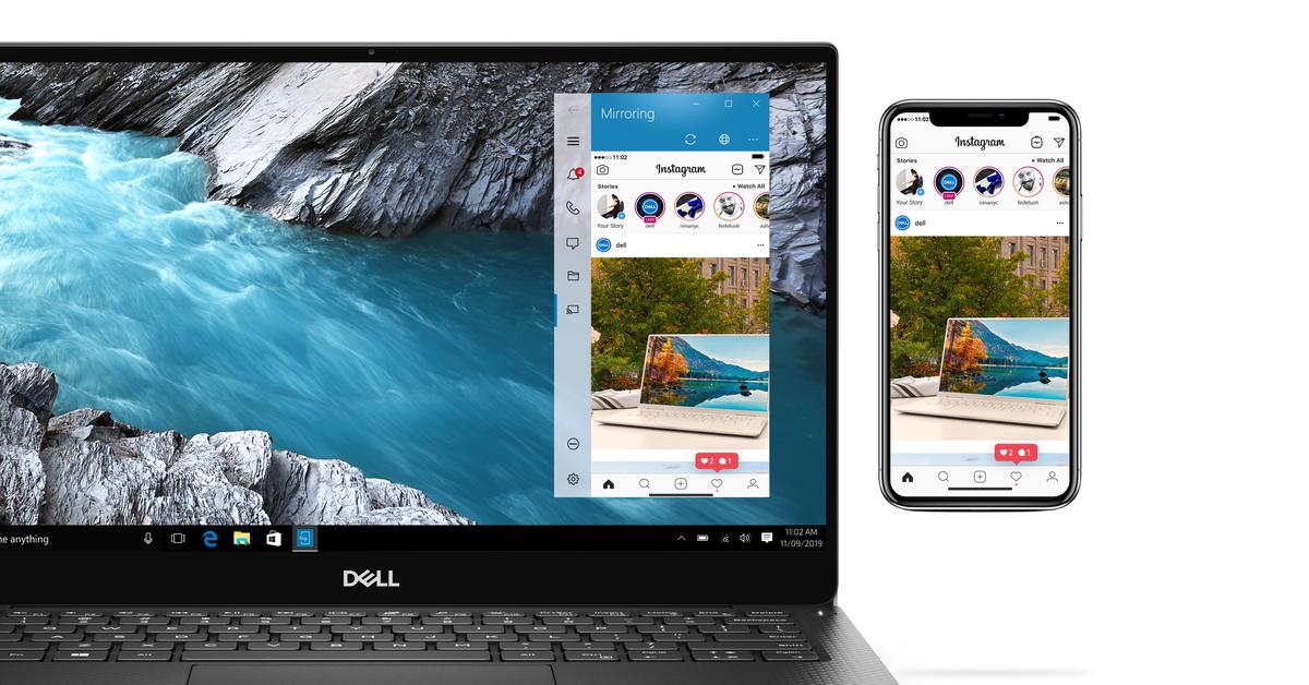 A Dell agora permite controlar iPhones a partir de seus PCs 1