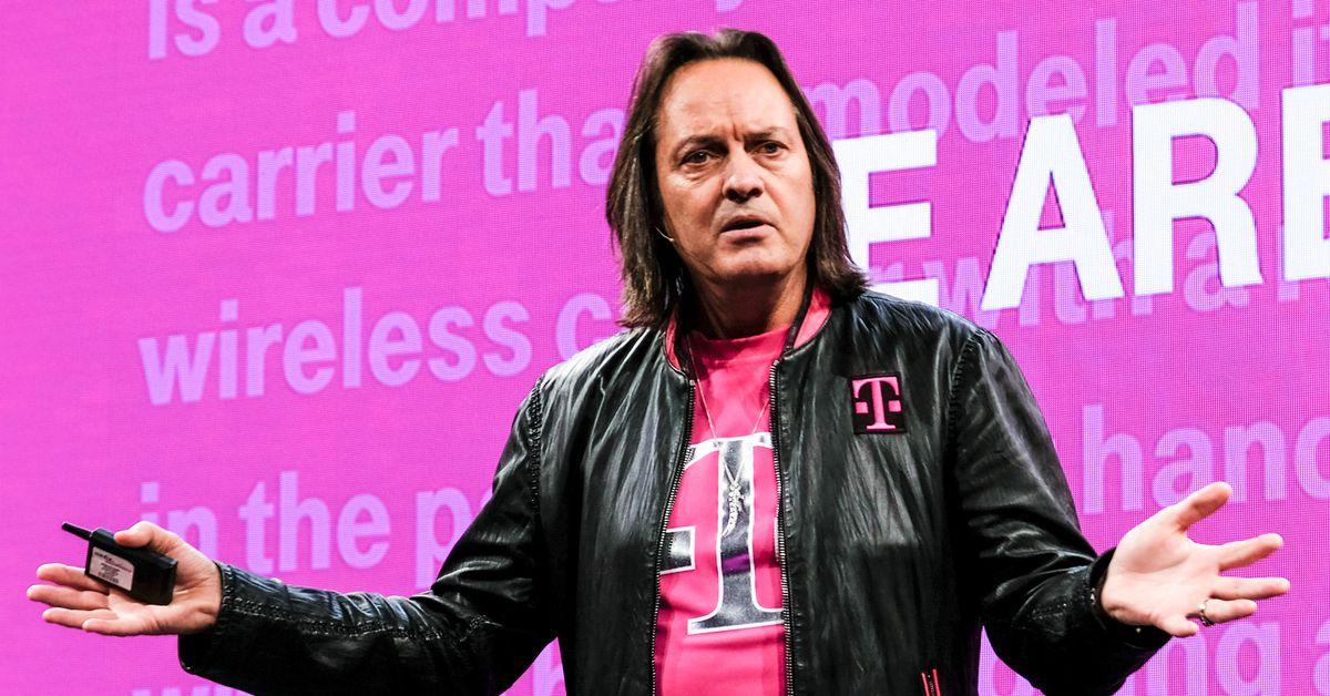 A T-Mobile tentou e não conseguiu se unir à Dish anos atrás, diz John Legere