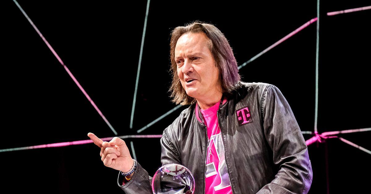 A rede nacional de 600 MHz 5G da T-Mobile será lançada em 6 de dezembro 1