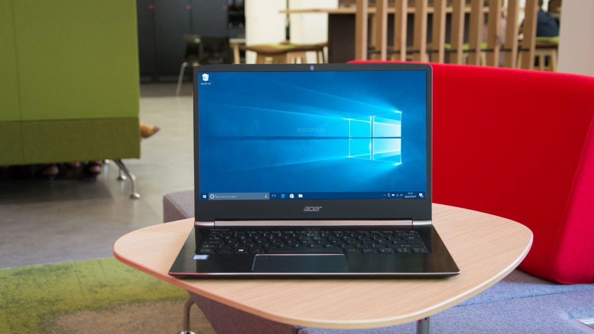 Acer Swift 5 revisão: Portabilidade perfeita em um pacote completo