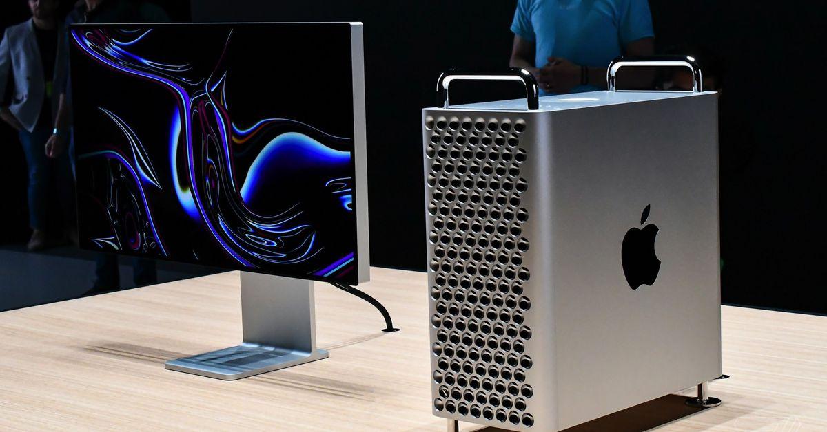 Agora você pode comprar AppleO novo Mac Pro e Pro Display XDR 1