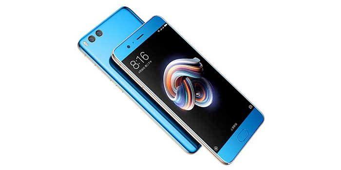 Agora você pode comprar o Xiaomi Mi Note 3 na Espanha