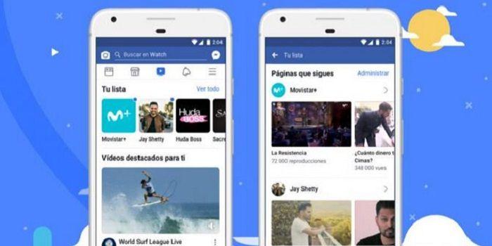 Agora você pode usar a plataforma de vídeo Facebook Assista na Espanha e no México