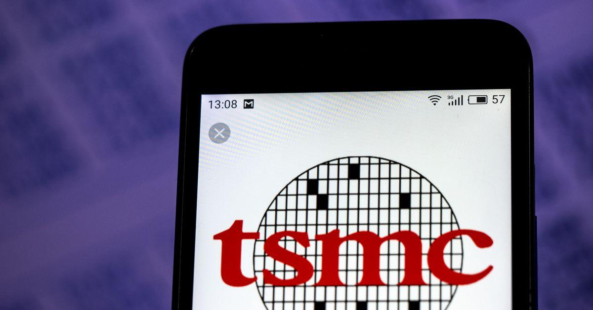Apple O fornecedor TSMC confirma que está construindo uma fábrica de chips no Arizona