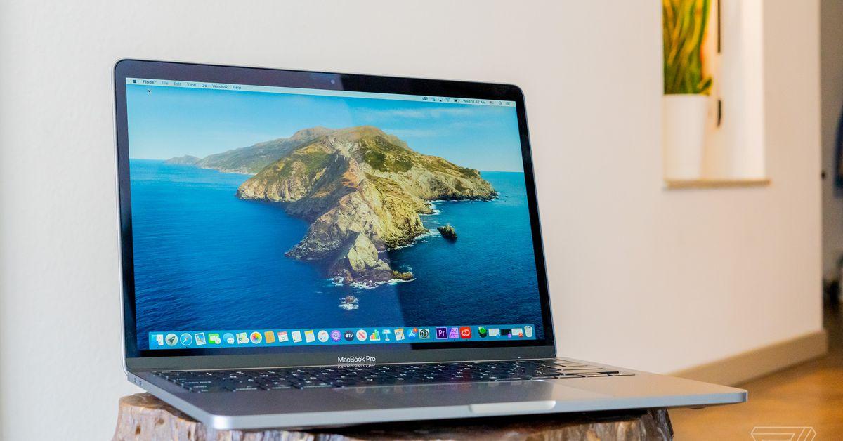 Apple Revisão de 13 polegadas do MacBook Pro (2020): retorno à linha de base