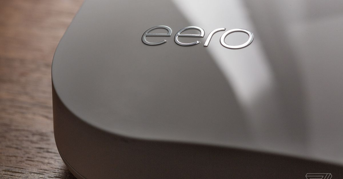 Apple agora está vendendo AmazonOs roteadores de malha Eero em seu site