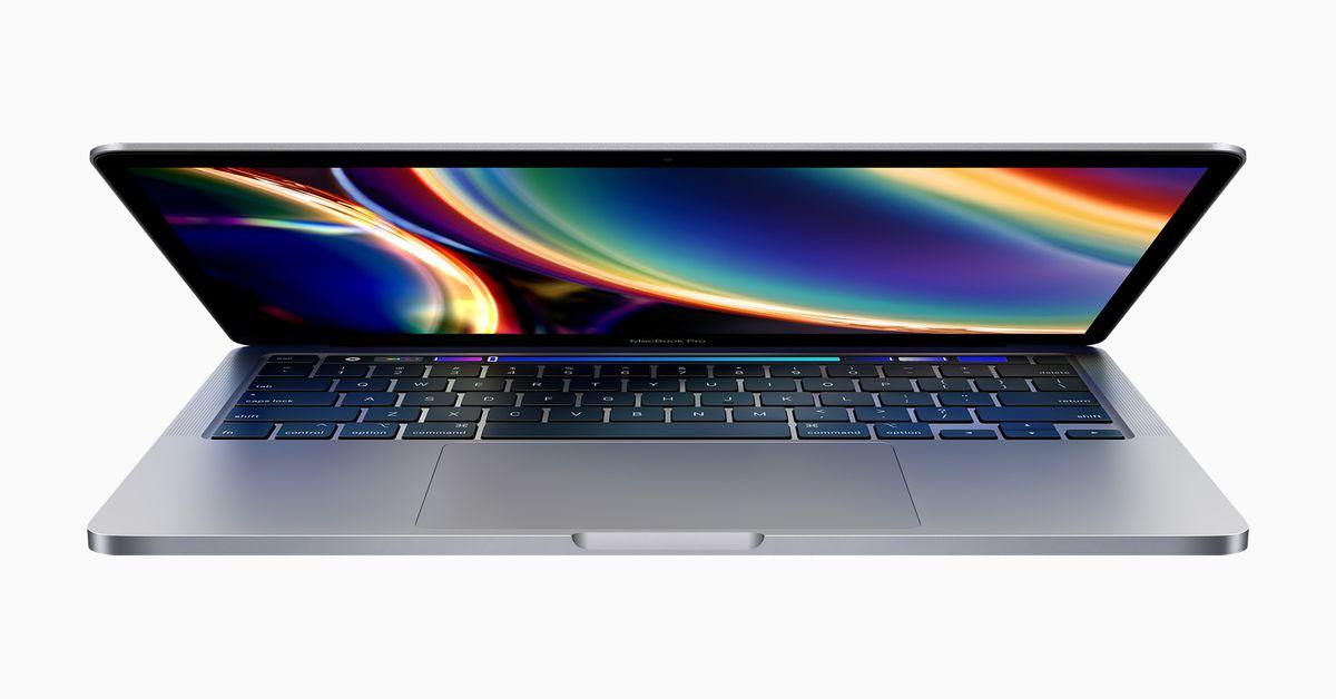 Apple anuncia novo MacBook Pro de 13 polegadas com teclado mágico