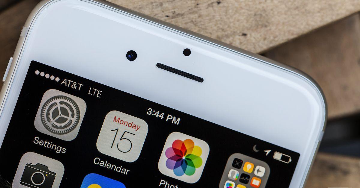 Apple concorda em acordo de US $ 500 milhões pela limitação de iPhones antigos