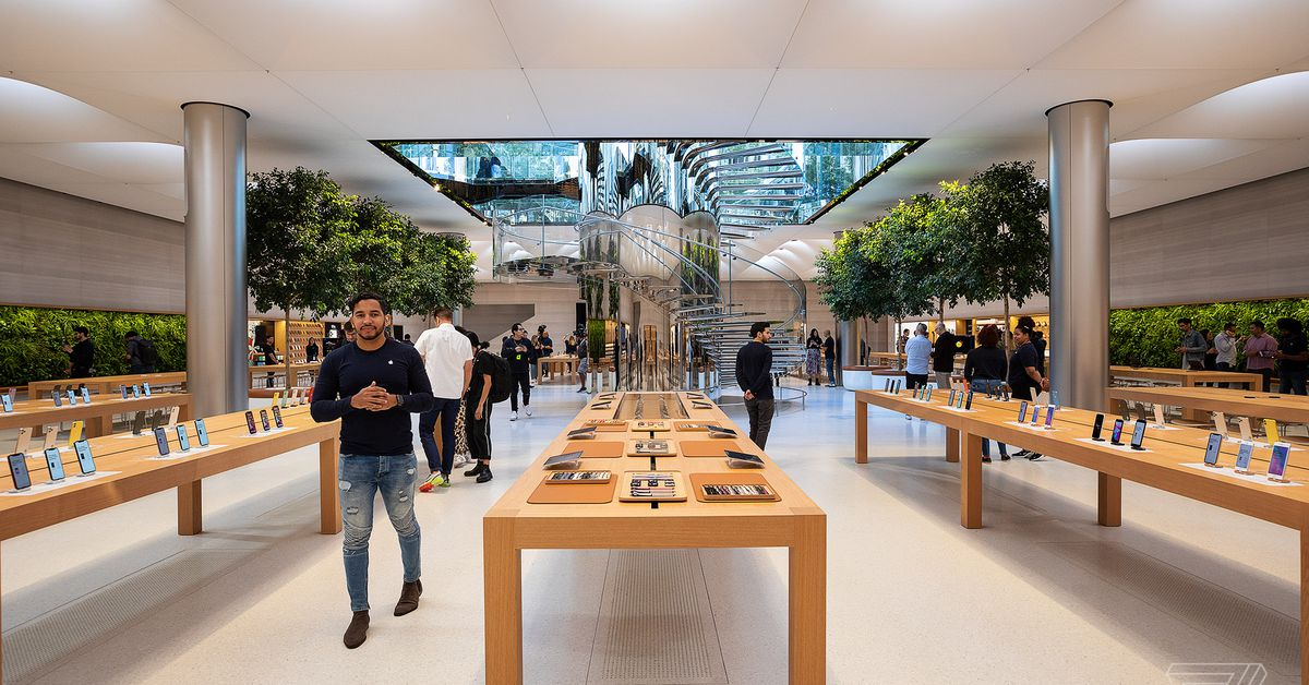 """Apple diz que """"algumas"""" lojas de varejo dos EUA podem reabrir em maio"""