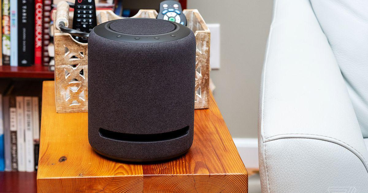 Apple e o Spotify agora podem reproduzir podcasts em seus dispositivos habilitados para Alexa 1
