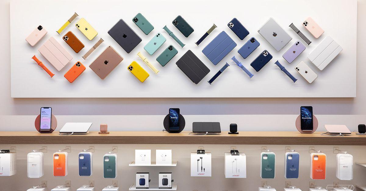 Apple explica como as devoluções e reparos funcionarão enquanto suas lojas de varejo estiverem fechadas