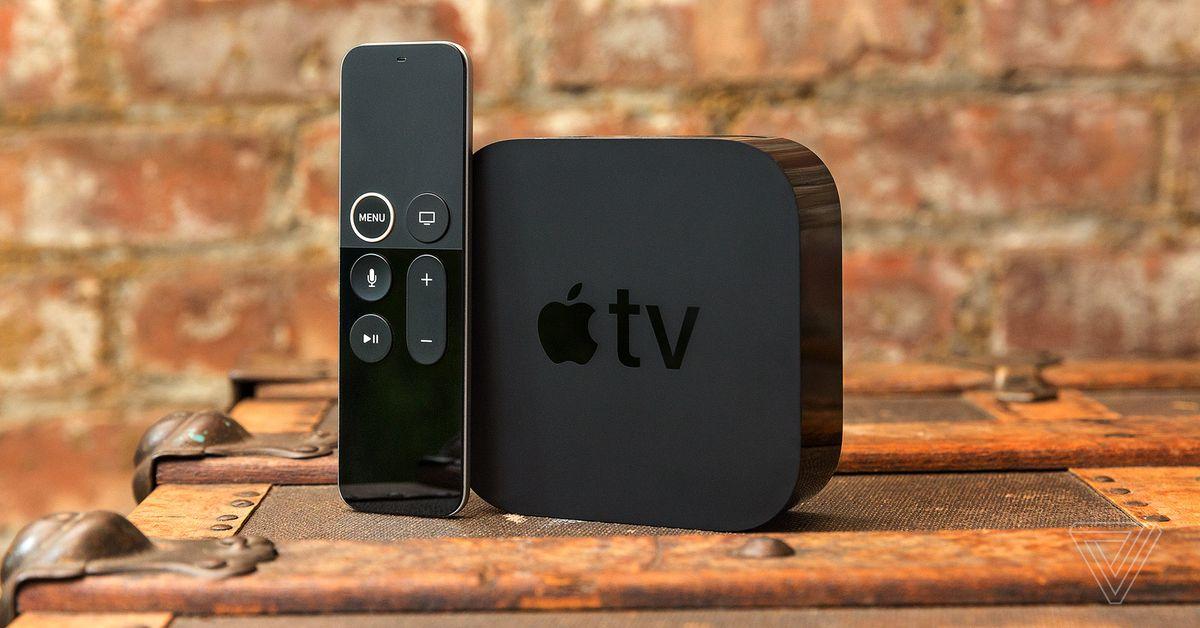 Apple pode estar lançando um novo Apple TV em breve 1