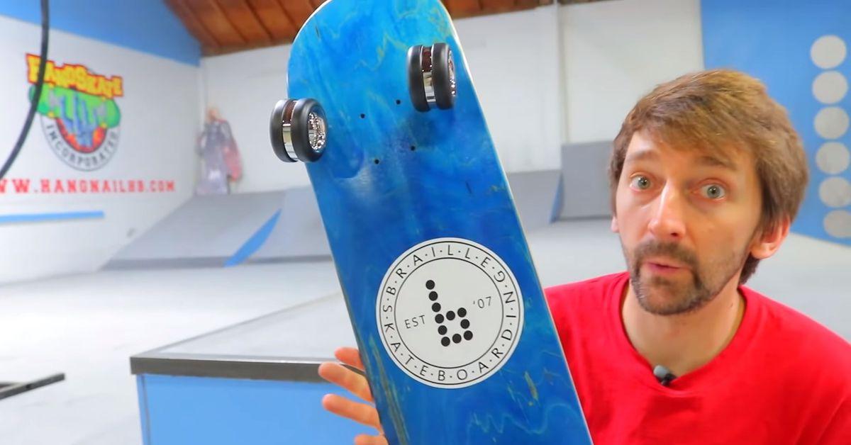 AppleAs rodas Mac Pro de US $ 700 funcionam muito bem em skates