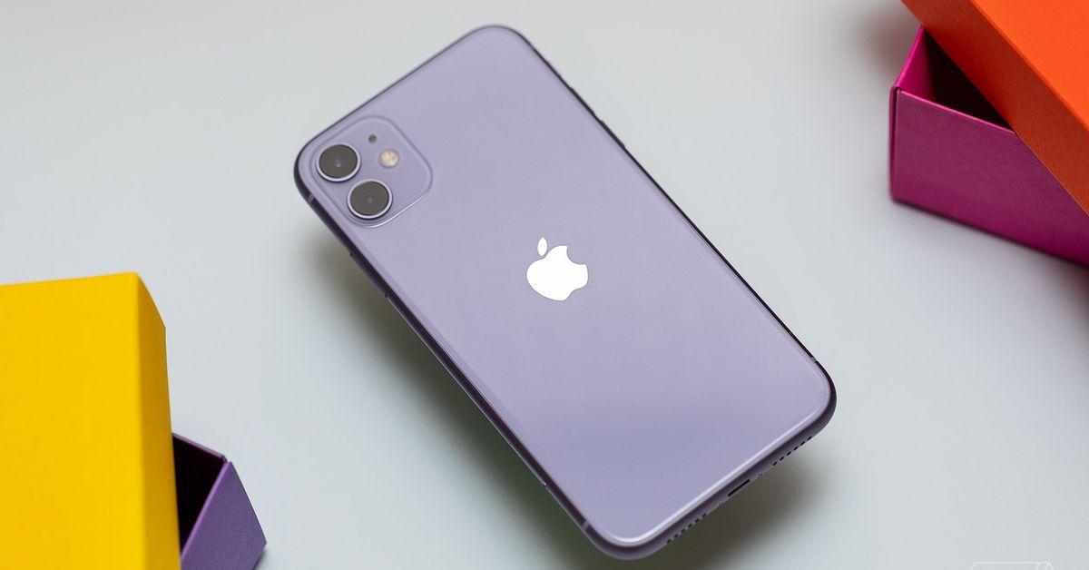 AppleIPhone 11 e AirPods ajudam a empresa a atingir um novo recorde de receita