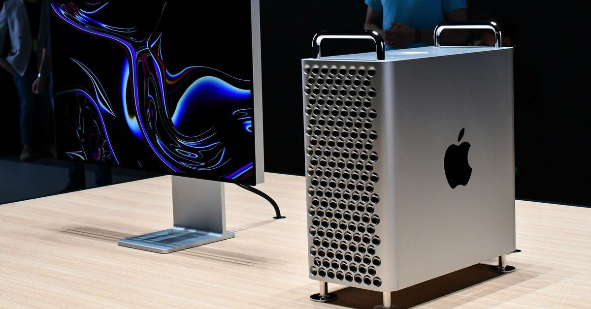 AppleO Mac Pro limpa a FCC, sugerindo um lançamento iminente