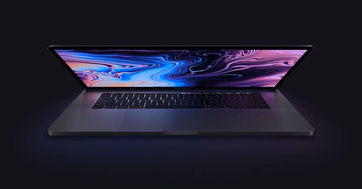 AppleO MacBook Pro de 15 polegadas não é mais