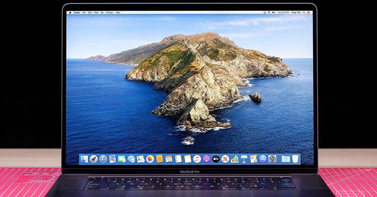 AppleO MacBook Pro de 16 polegadas está aqui e possui um bom teclado