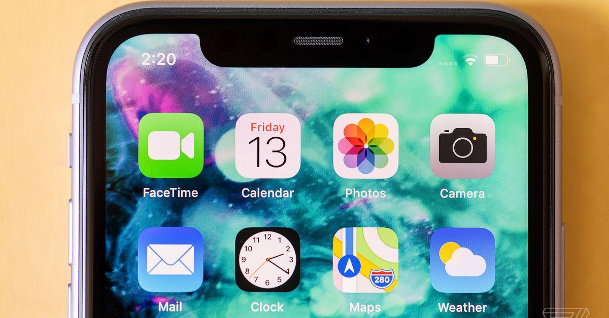AppleO aplicativo padrão do Mail para iPhone tem uma falha grave de segurança, afirmam os pesquisadores 1